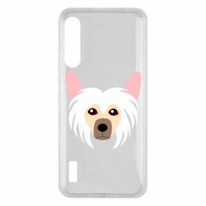 Etui na Xiaomi Mi A3 Chinese Crested Dog