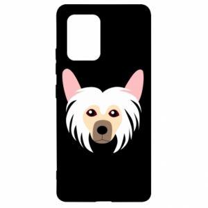 Etui na Samsung S10 Lite Chinese Crested Dog