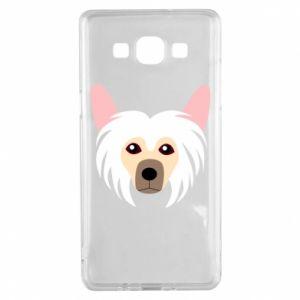 Etui na Samsung A5 2015 Chinese Crested Dog