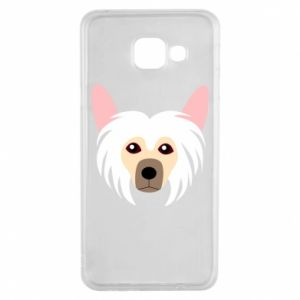 Etui na Samsung A3 2016 Chinese Crested Dog