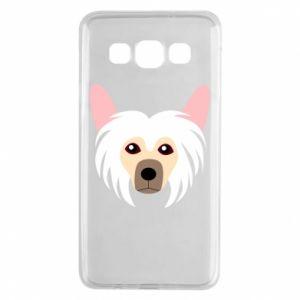 Etui na Samsung A3 2015 Chinese Crested Dog
