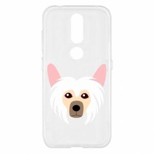 Etui na Nokia 4.2 Chinese Crested Dog