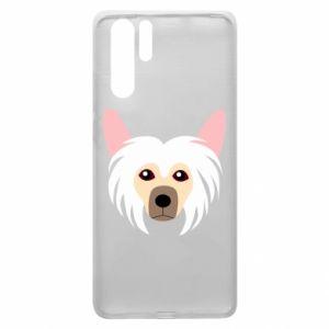 Etui na Huawei P30 Pro Chinese Crested Dog