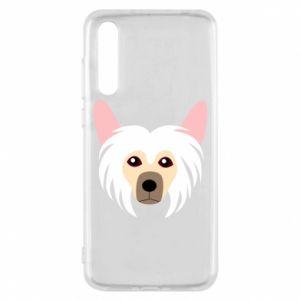 Etui na Huawei P20 Pro Chinese Crested Dog