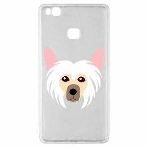 Etui na Huawei P9 Lite Chinese Crested Dog