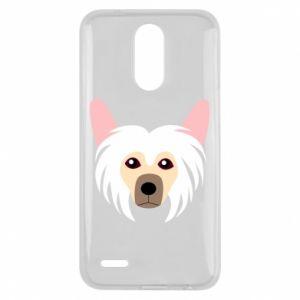Etui na Lg K10 2017 Chinese Crested Dog