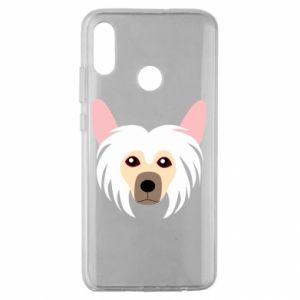 Etui na Huawei Honor 10 Lite Chinese Crested Dog