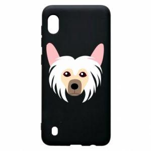 Etui na Samsung A10 Chinese Crested Dog
