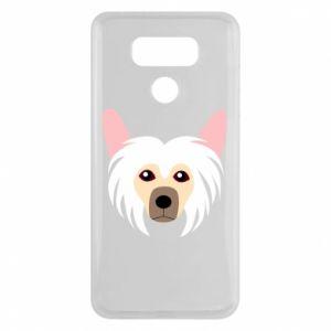 Etui na LG G6 Chinese Crested Dog