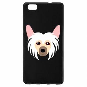 Etui na Huawei P 8 Lite Chinese Crested Dog