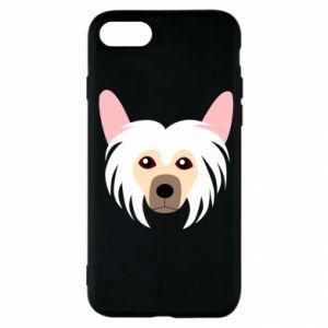 Etui na iPhone SE 2020 Chinese Crested Dog