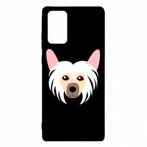 Etui na Samsung Note 20 Chinese Crested Dog