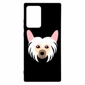 Etui na Samsung Note 20 Ultra Chinese Crested Dog