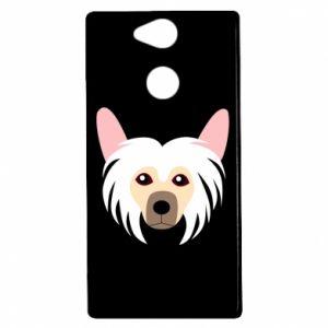 Etui na Sony Xperia XA2 Chinese Crested Dog