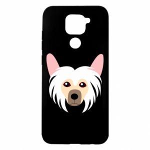Etui na Xiaomi Redmi Note 9/Redmi 10X Chinese Crested Dog
