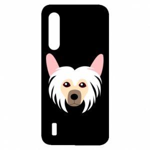 Etui na Xiaomi Mi9 Lite Chinese Crested Dog