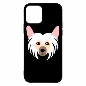 Etui na iPhone 12/12 Pro Chinese Crested Dog