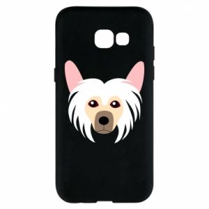 Phone case for Samsung A5 2017 Chinese Crested Dog - PrintSalon
