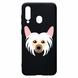 Phone case for Samsung A60 Chinese Crested Dog - PrintSalon