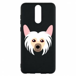 Phone case for Huawei Mate 10 Lite Chinese Crested Dog - PrintSalon