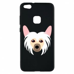 Phone case for Huawei P10 Lite Chinese Crested Dog - PrintSalon