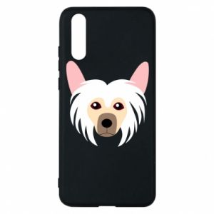 Phone case for Huawei P20 Chinese Crested Dog - PrintSalon