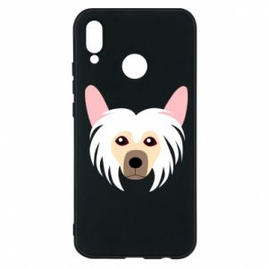 Phone case for Huawei P20 Lite Chinese Crested Dog - PrintSalon