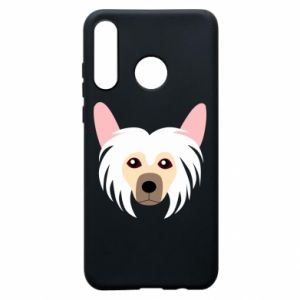 Phone case for Huawei P30 Lite Chinese Crested Dog - PrintSalon