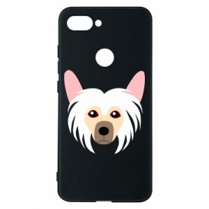 Phone case for Xiaomi Mi8 Lite Chinese Crested Dog - PrintSalon