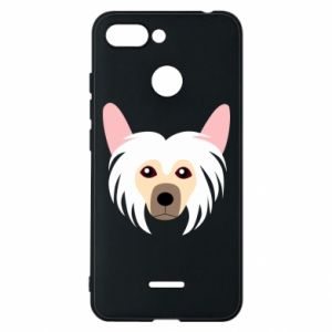 Phone case for Xiaomi Redmi 6 Chinese Crested Dog - PrintSalon