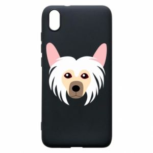 Phone case for Xiaomi Redmi 7A Chinese Crested Dog - PrintSalon