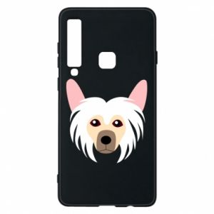 Phone case for Samsung A9 2018 Chinese Crested Dog - PrintSalon