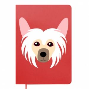 Notepad Chinese Crested Dog - PrintSalon