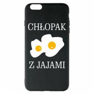 Etui na iPhone 6 Plus/6S Plus Chlopak z jajami