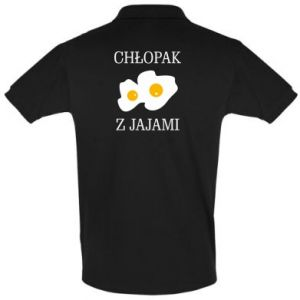 Koszulka Polo Chlopak z jajami