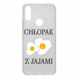 Etui na Xiaomi Redmi 7 Chlopak z jajami