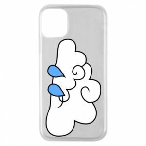 Etui na iPhone 11 Pro Chmura