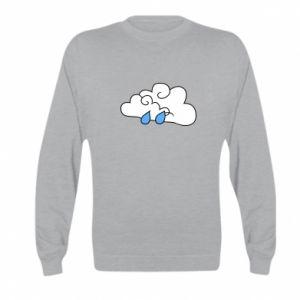 Bluza dziecięca Chmura