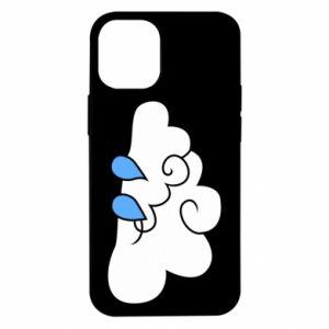 Etui na iPhone 12 Mini Chmura
