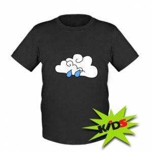 Kids T-shirt Cloud