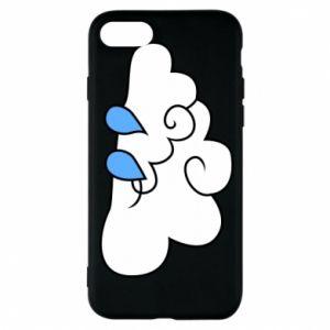 Etui na iPhone 8 Chmura