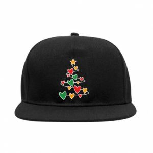 SnapBack Christmas tree and a lot of hearts