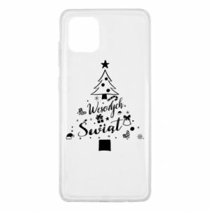 Samsung Note 10 Lite Case Christmas