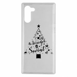 Samsung Note 10 Case Christmas