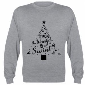 Bluza Choinka Świąteczna