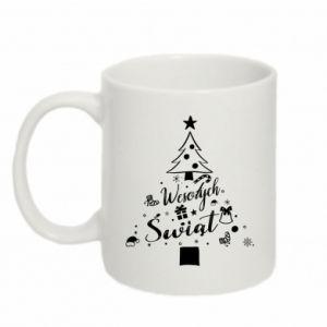 Mug 330ml Christmas