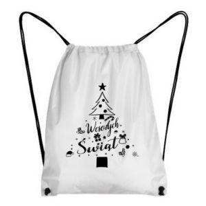 Backpack-bag Christmas