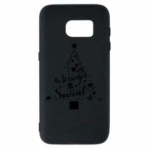 Samsung S7 Case Christmas