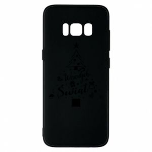 Samsung S8 Case Christmas