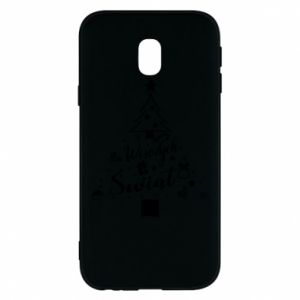 Phone case for Samsung J3 2017 Christmas